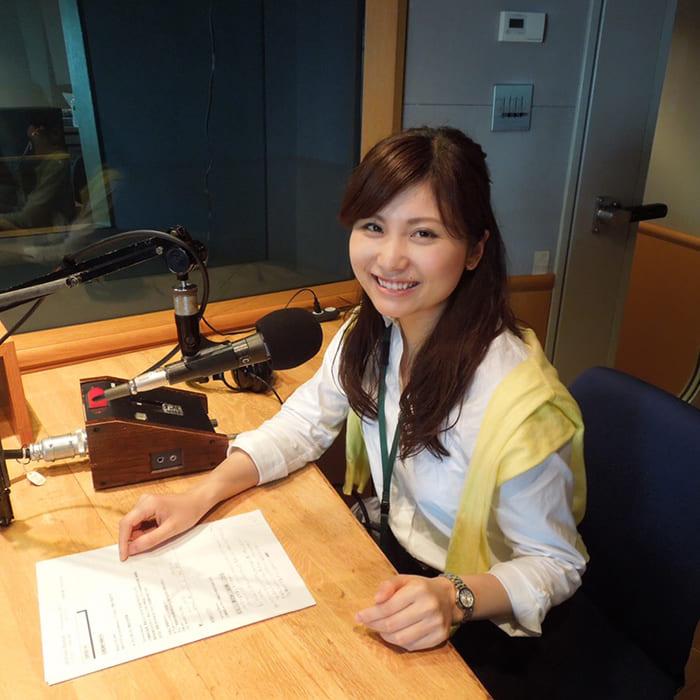 FMヨコハマの番組オーディションに合格